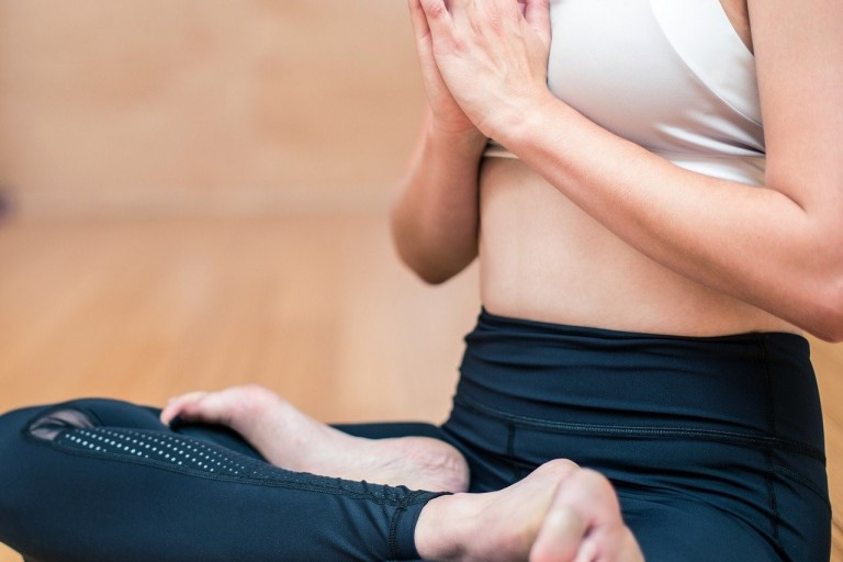 Wellbeing with the MRG: Desk 'Yoga'